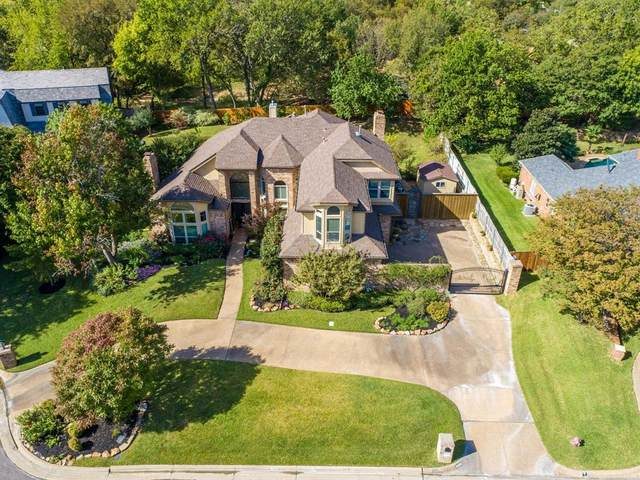 4404 Shadycreek Lane, Colleyville, TX 76034 (MLS #14673156) :: All Cities USA Realty