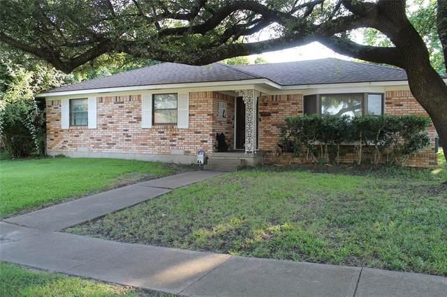 4301 Ashville Drive, Garland, TX 75041 (MLS #14673159) :: Craig Properties Group
