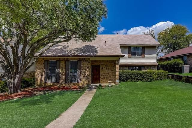 1725 Saint James Drive, Carrollton, TX 75007 (MLS #14673169) :: Craig Properties Group