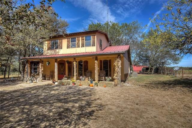 14251 County Road 236, Terrell, TX 75160 (MLS #14673171) :: Craig Properties Group