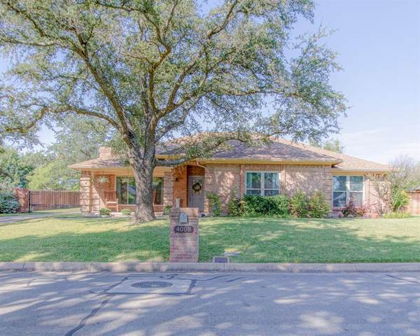 4008 Snow Creek Drive, Fort Worth, TX 76008 (MLS #14673180) :: Real Estate By Design