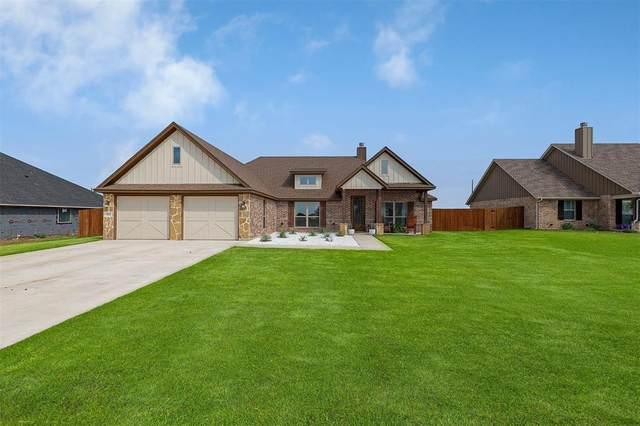 102 Acasia Street, Godley, TX 76044 (MLS #14673183) :: The Hornburg Real Estate Group