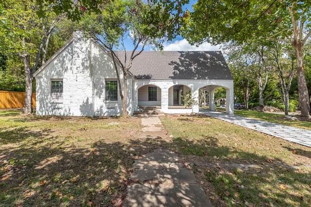 848 N Buckner Boulevard, Dallas, TX 75218 (MLS #14673195) :: The Chad Smith Team