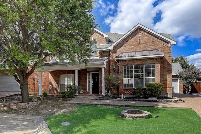 2424 Aberdeen Avenue, Mckinney, TX 75072 (MLS #14673205) :: Real Estate By Design