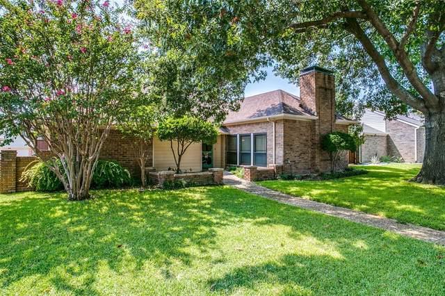 6520 Camille Avenue, Dallas, TX 75252 (MLS #14673207) :: Real Estate By Design