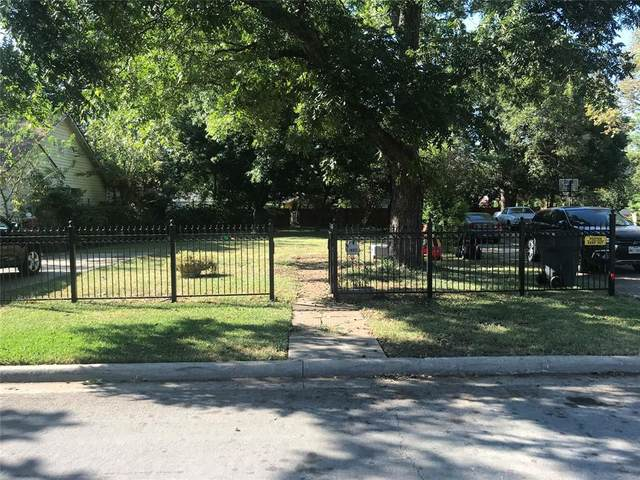 3306 Jerome Street, Dallas, TX 75223 (MLS #14673209) :: VIVO Realty