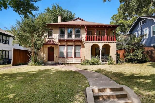 5739 Velasco Avenue, Dallas, TX 75206 (MLS #14673214) :: The Mitchell Group