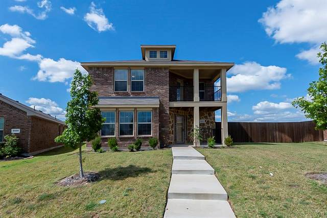 2507 Brentwood Drive, Lancaster, TX 75134 (MLS #14673221) :: Real Estate By Design
