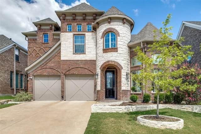 7720 Chickasaw, Mckinney, TX 75070 (MLS #14673226) :: Real Estate By Design