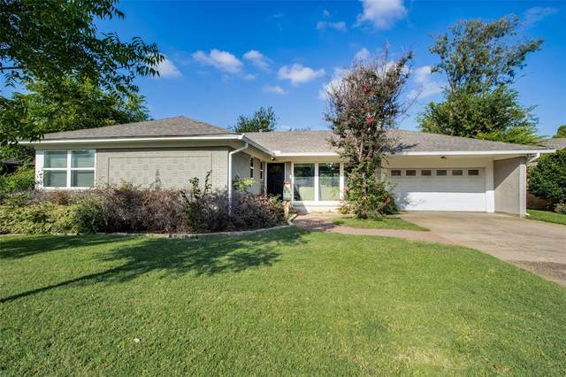 9943 Lakemont Drive, Dallas, TX 75220 (MLS #14673230) :: All Cities USA Realty