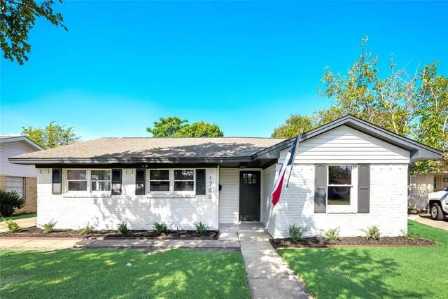1700 Duncan Way, Carrollton, TX 75006 (MLS #14673234) :: Real Estate By Design