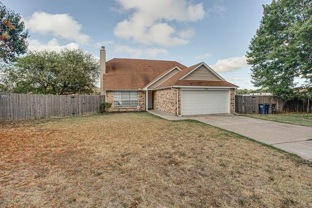 6916 Amber Drive, Fort Worth, TX 76133 (MLS #14673235) :: All Cities USA Realty