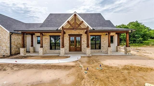 100 Stafford Trail, Weatherford, TX 76088 (MLS #14673242) :: VIVO Realty