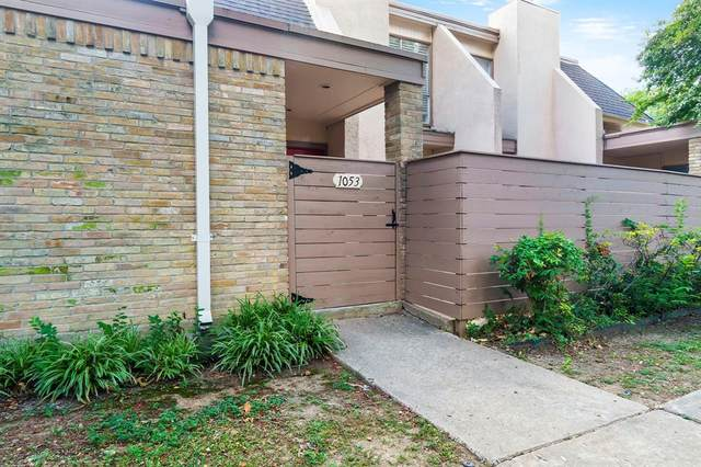 3045 Park Lane #1053, Dallas, TX 75220 (MLS #14673253) :: Real Estate By Design