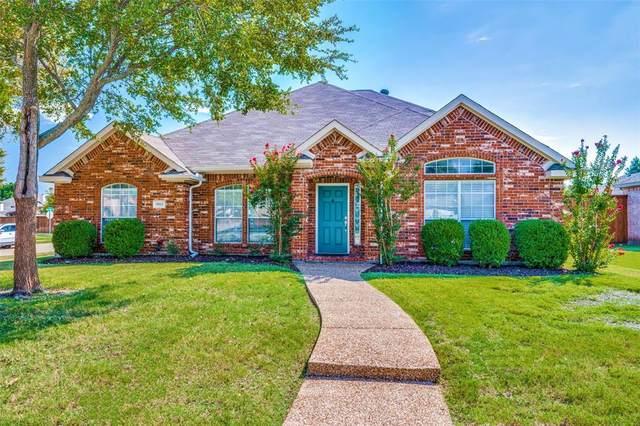 9911 Adolphus Drive, Frisco, TX 75035 (MLS #14673274) :: Real Estate By Design