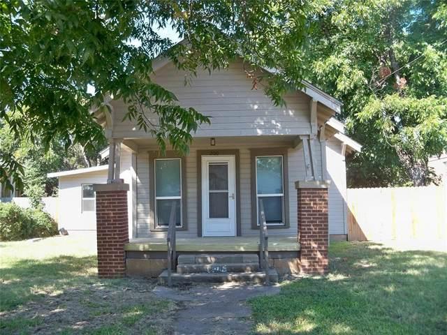 200 S Nueces Street, Coleman, TX 76834 (MLS #14673276) :: VIVO Realty
