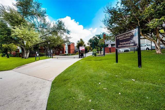 8404 Forest Lane #602, Dallas, TX 75243 (MLS #14673281) :: The Hornburg Real Estate Group