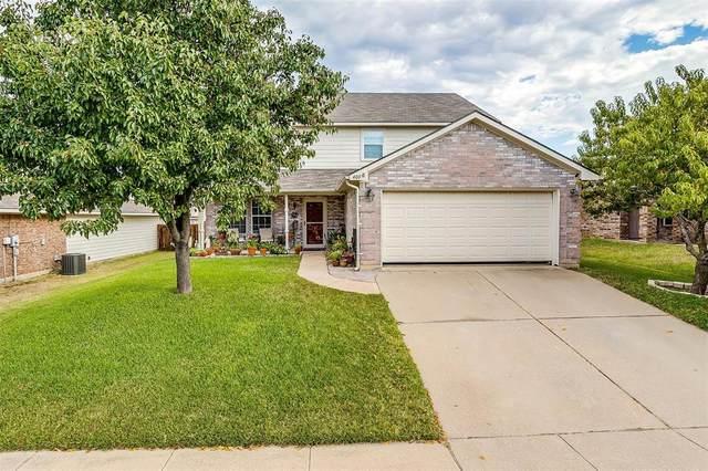 400 Heritage Drive, Crowley, TX 76036 (MLS #14673284) :: Craig Properties Group