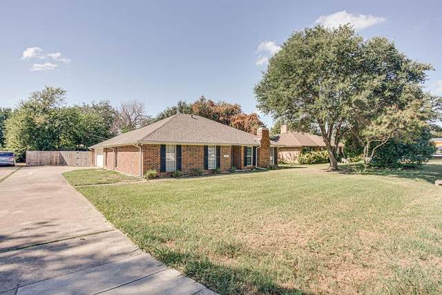 342 London Lane, Duncanville, TX 75116 (MLS #14673295) :: The Hornburg Real Estate Group