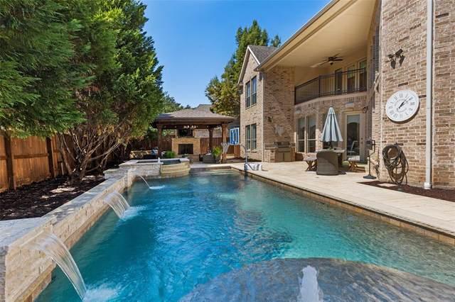 6501 Thorntree Drive, Mckinney, TX 75072 (MLS #14673296) :: Real Estate By Design