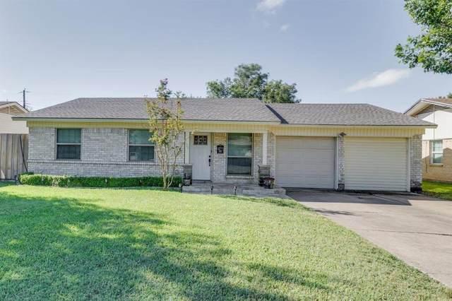 1128 Carmody Drive, Mesquite, TX 75149 (MLS #14673301) :: Real Estate By Design