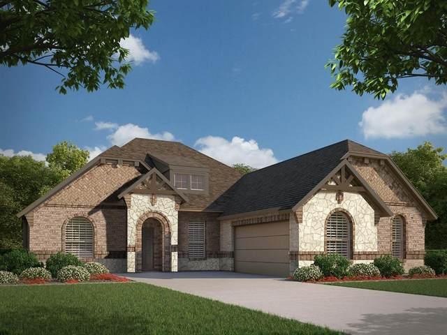 1090 Mickelson Drive, Granbury, TX 76048 (MLS #14673311) :: VIVO Realty