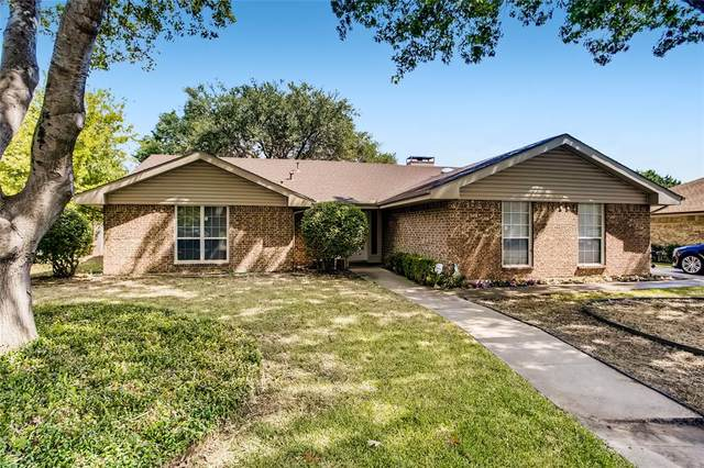 3508 Cooper Branch W, Denton, TX 76209 (MLS #14673329) :: The Mauelshagen Group