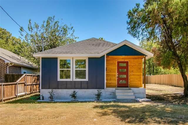 3812 Dempster Avenue, Cockrell Hill, TX 75211 (MLS #14673342) :: Feller Realty