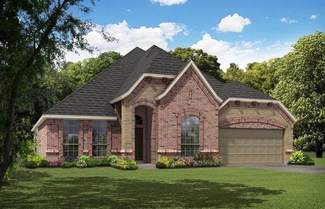 1086 Mickelson Drive, Granbury, TX 76048 (MLS #14673362) :: VIVO Realty