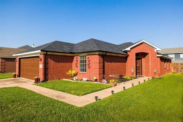 1825 Kingsbrook Trail, Fort Worth, TX 76120 (MLS #14673377) :: Real Estate By Design