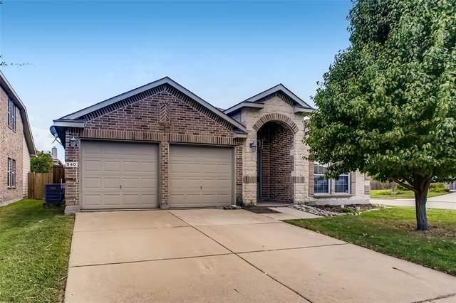 540 Coolidge Lane, Lavon, TX 75166 (MLS #14673379) :: Premier Properties Group of Keller Williams Realty