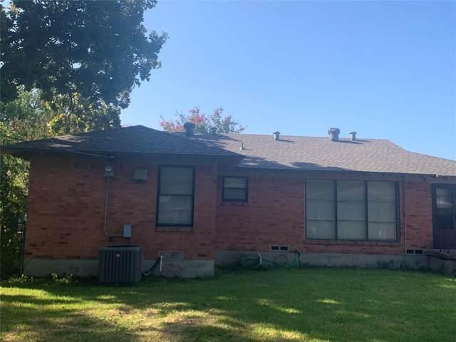 610 W Belt Line Road, Richardson, TX 75080 (MLS #14673383) :: The Hornburg Real Estate Group