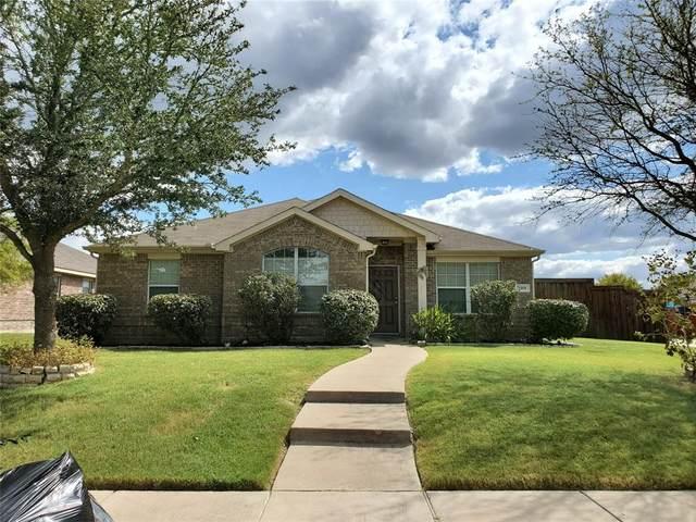 309 Cookston Lane, Royse City, TX 75189 (MLS #14673388) :: Real Estate By Design