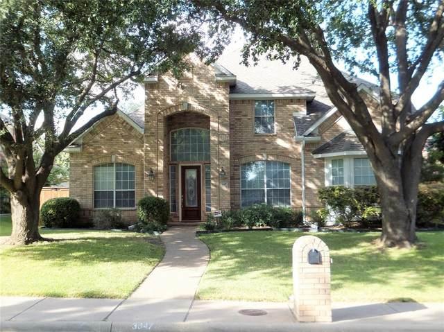 3647 Eden Drive, Dallas, TX 75287 (MLS #14673400) :: The Mike Farish Group