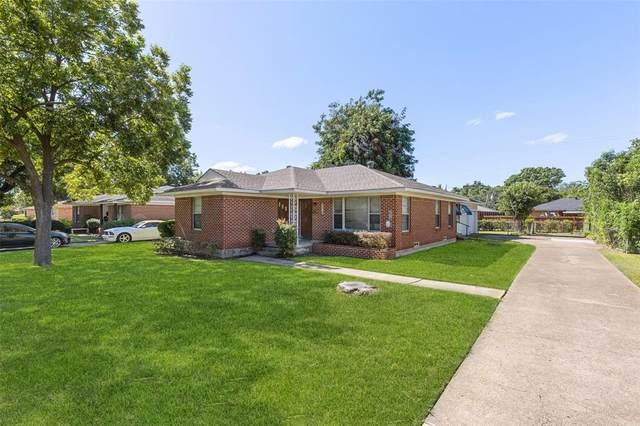 1713 Arrow Lane, Garland, TX 75042 (MLS #14673406) :: The Good Home Team