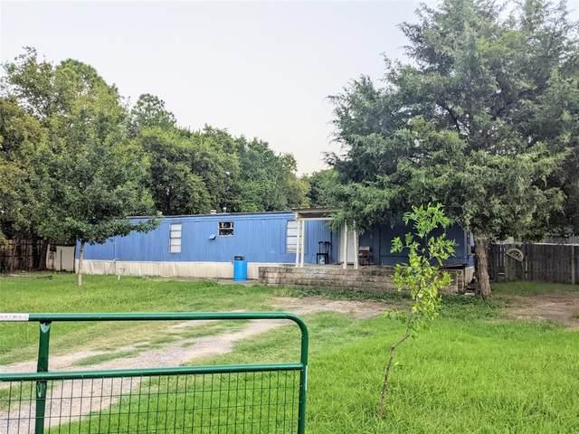 1405 Corral Road, Grand Prairie, TX 75052 (MLS #14673425) :: Real Estate By Design