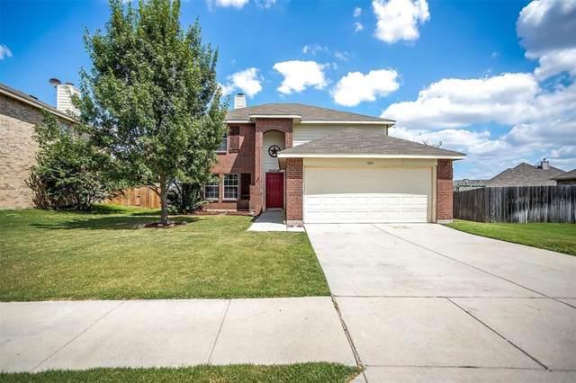 12413 Arbor Lake Road, Rhome, TX 76078 (MLS #14673431) :: VIVO Realty
