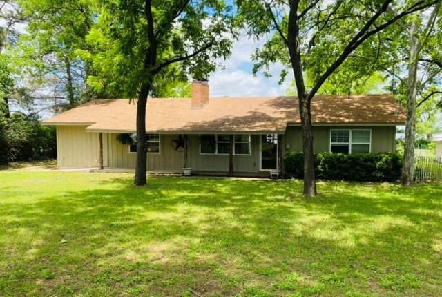 813 County Road 237, Eastland, TX 76448 (MLS #14673441) :: NewHomePrograms.com