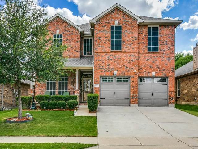 2244 Horseback Trail, Fort Worth, TX 76177 (MLS #14673457) :: Real Estate By Design