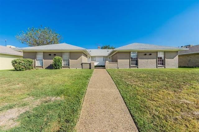 15835/7 El Estado Drive, Dallas, TX 75248 (MLS #14673482) :: The Hornburg Real Estate Group