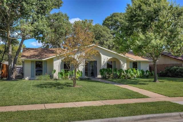 1519 Richland Drive, Richardson, TX 75081 (MLS #14673508) :: Real Estate By Design