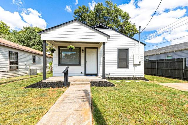 5140 Audrey Street, Dallas, TX 75210 (MLS #14673525) :: Real Estate By Design