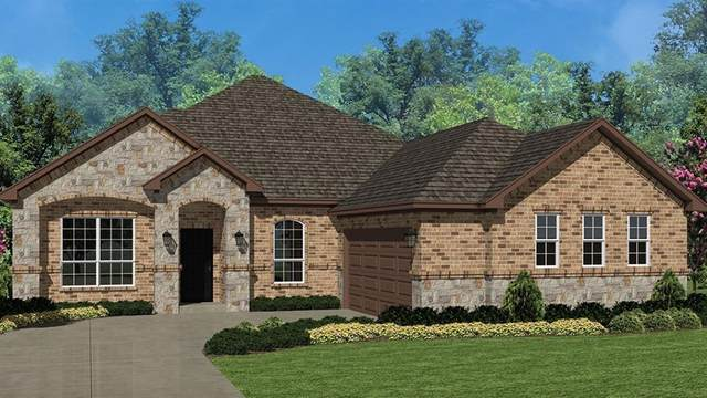 136 Open Sky Drive, Aledo, TX 76008 (MLS #14673536) :: The Russell-Rose Team