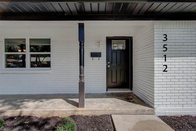 3512 Winifred Drive, Fort Worth, TX 76133 (MLS #14673542) :: Real Estate By Design