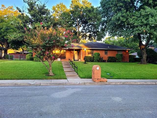 1128 Westlake Drive, Desoto, TX 75115 (MLS #14673545) :: RE/MAX Pinnacle Group REALTORS