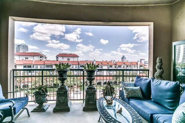 330 Las Colinas Boulevard E #604, Irving, TX 75039 (MLS #14673547) :: Real Estate By Design