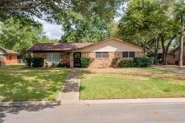 1228 Tulane Drive, Denton, TX 76201 (MLS #14673558) :: The Mauelshagen Group