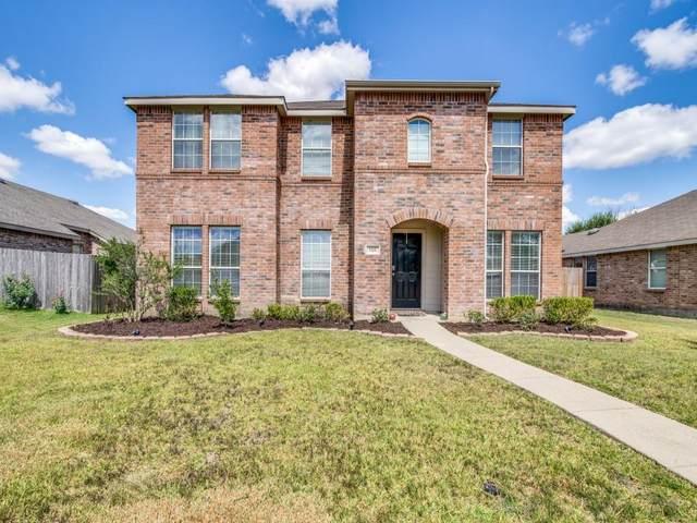 120 Singleton Drive, Royse City, TX 75189 (MLS #14673565) :: The Good Home Team