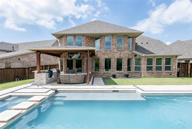 8167 Wakefield, The Colony, TX 75056 (MLS #14673573) :: Real Estate By Design