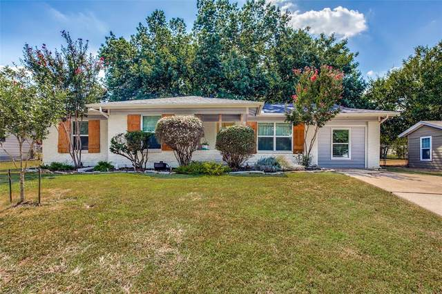 408 Hillcrest Street, Mansfield, TX 76063 (MLS #14673582) :: ACR- ANN CARR REALTORS®